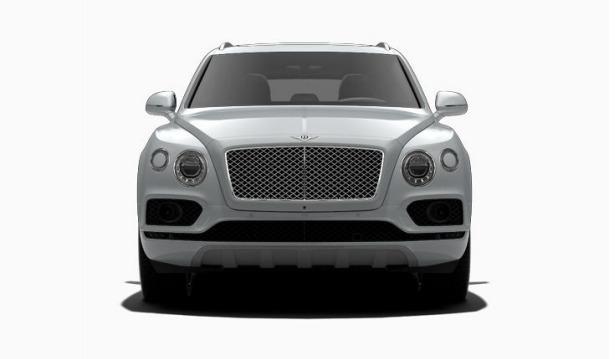Used 2017 Bentley Bentayga  For Sale In Westport, CT 1212_p2