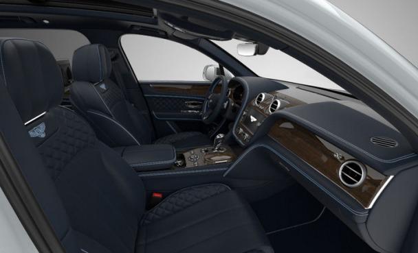 Used 2017 Bentley Bentayga  For Sale In Westport, CT 1212_p6