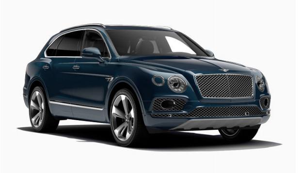 Used 2017 Bentley Bentayga  For Sale In Westport, CT 1213_main