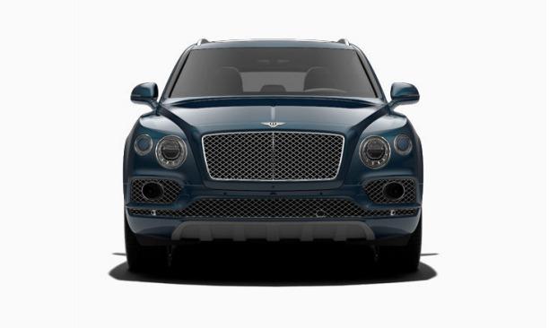 Used 2017 Bentley Bentayga  For Sale In Westport, CT 1213_p2