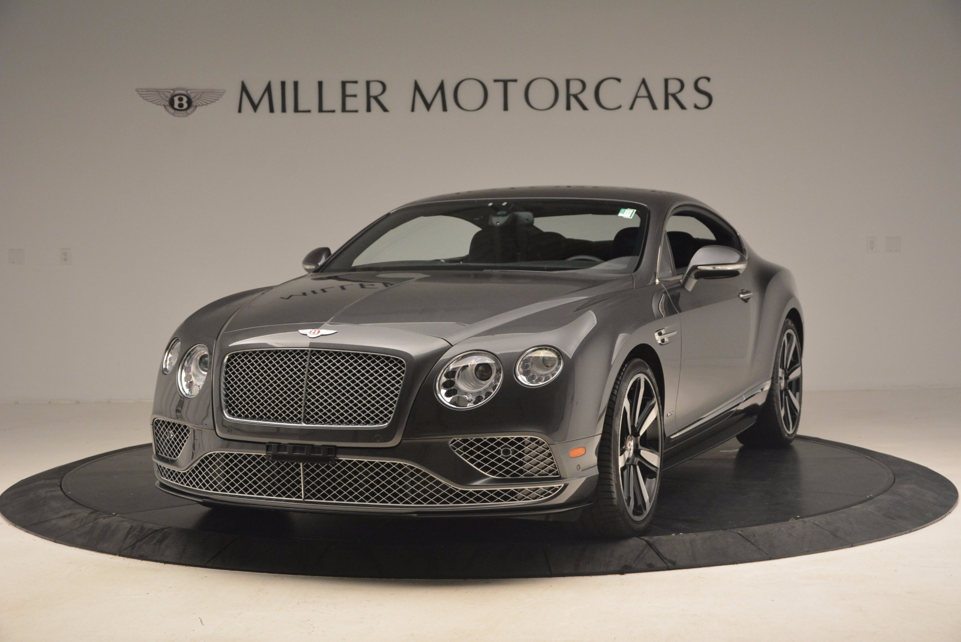 Used 2016 Bentley Continental GT V8 S For Sale In Westport, CT 1214_main