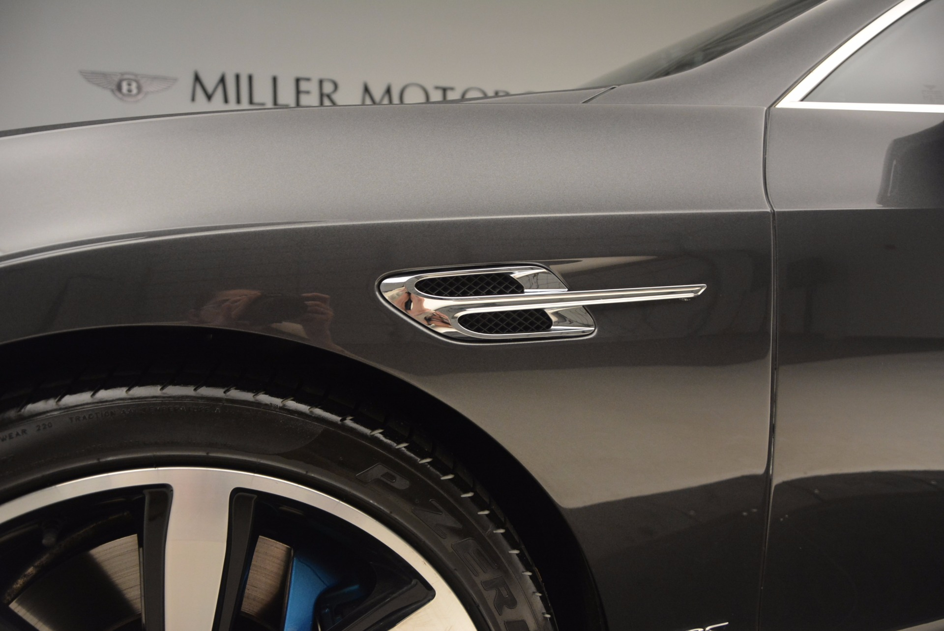 Used 2016 Bentley Continental GT V8 S For Sale In Westport, CT 1214_p21
