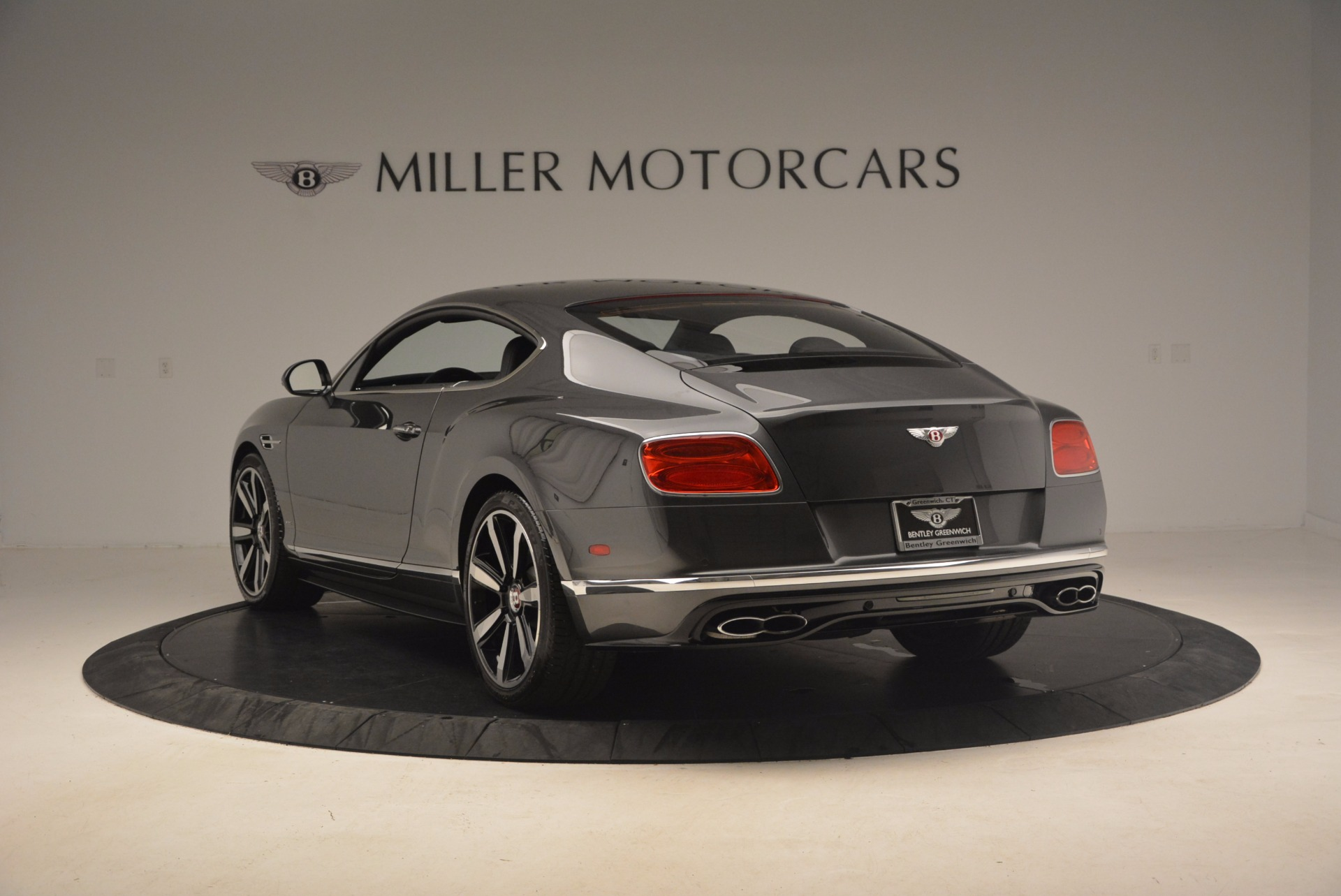 Used 2016 Bentley Continental GT V8 S For Sale In Westport, CT 1214_p5