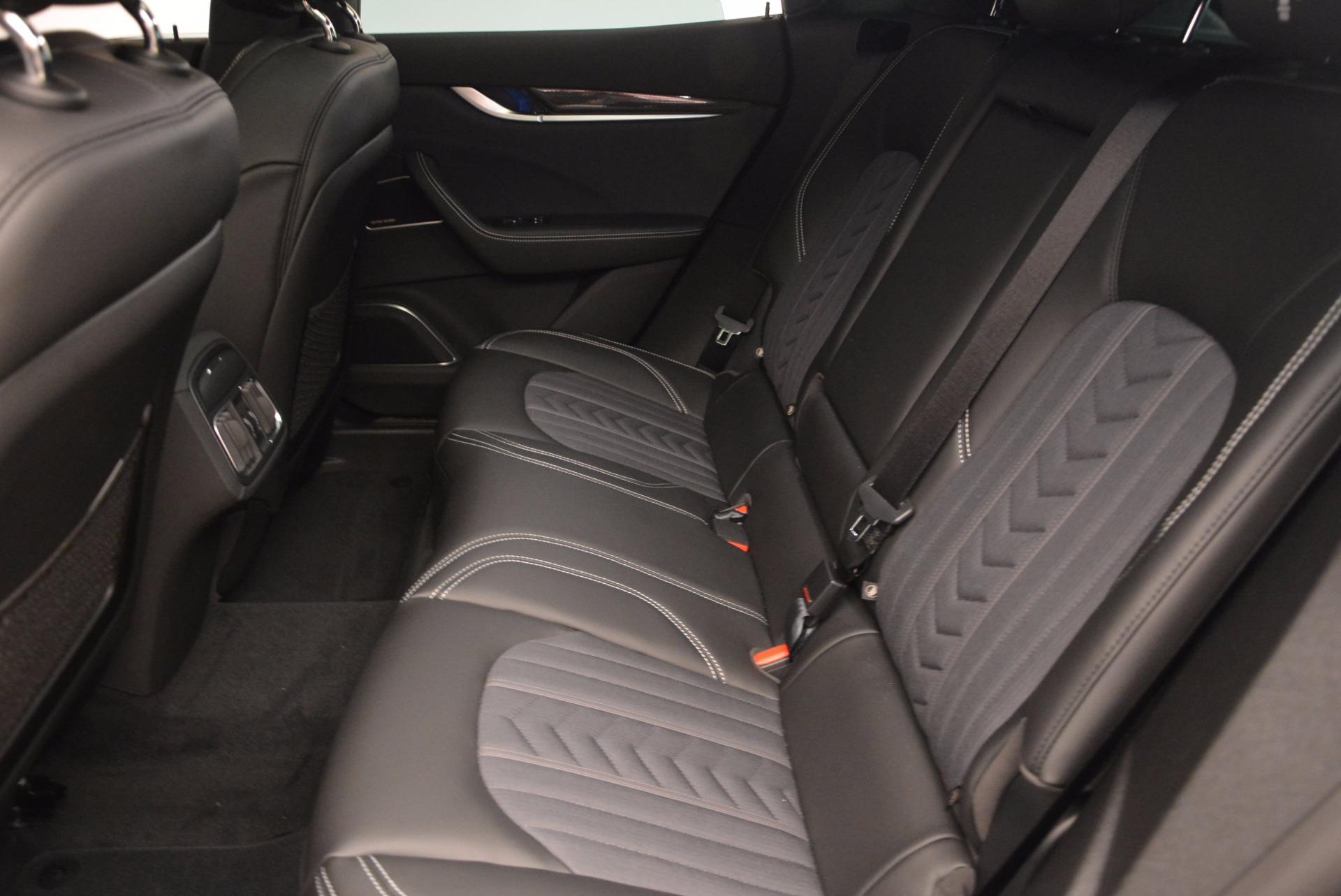 New 2017 Maserati Levante S For Sale In Westport, CT 1215_p18