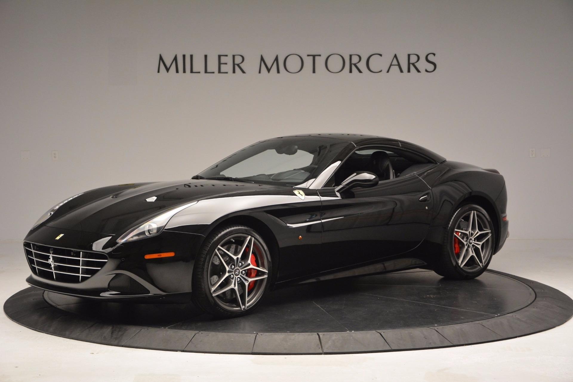 Used 2015 Ferrari California T  For Sale In Westport, CT 1218_p14