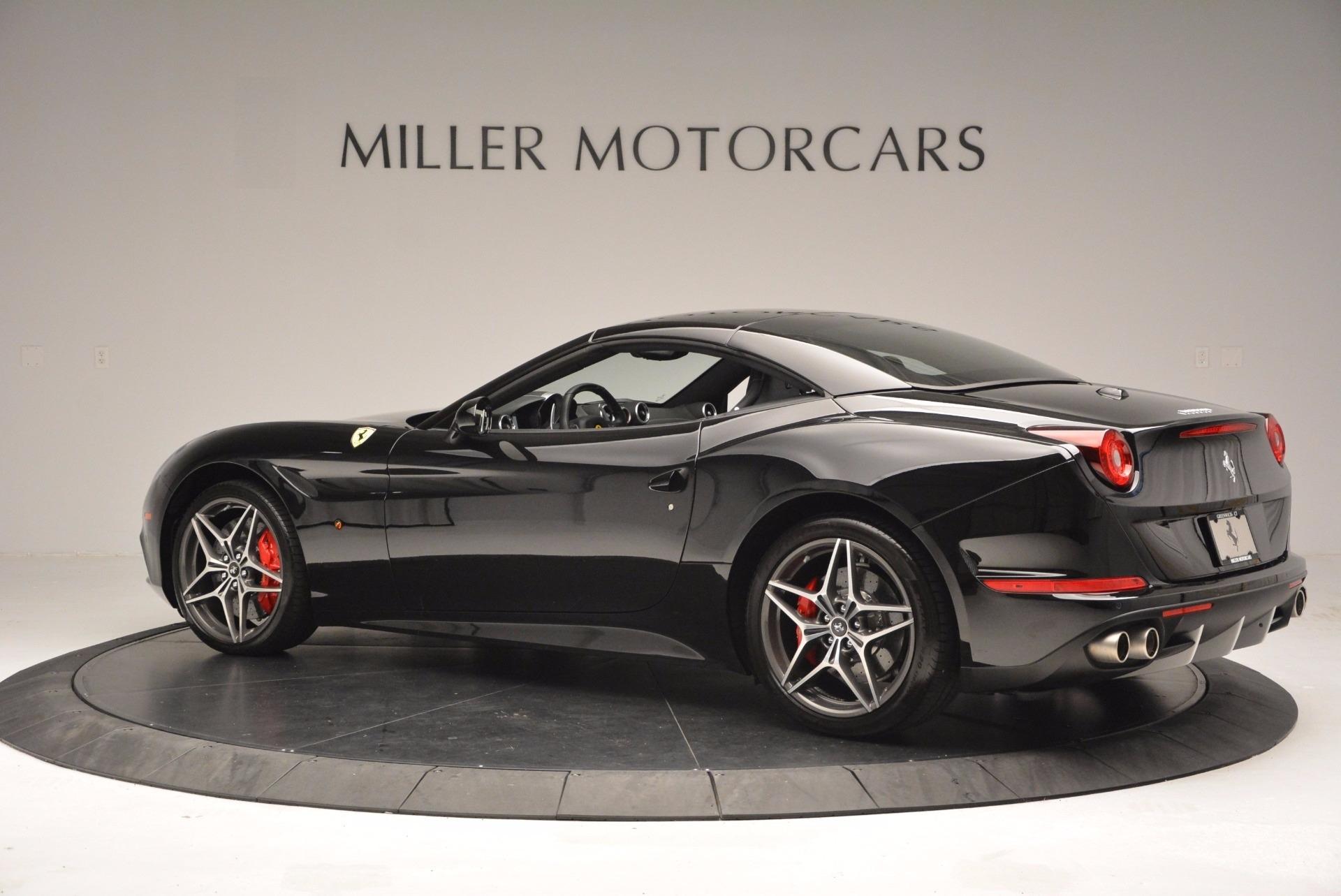 Used 2015 Ferrari California T  For Sale In Westport, CT 1218_p16