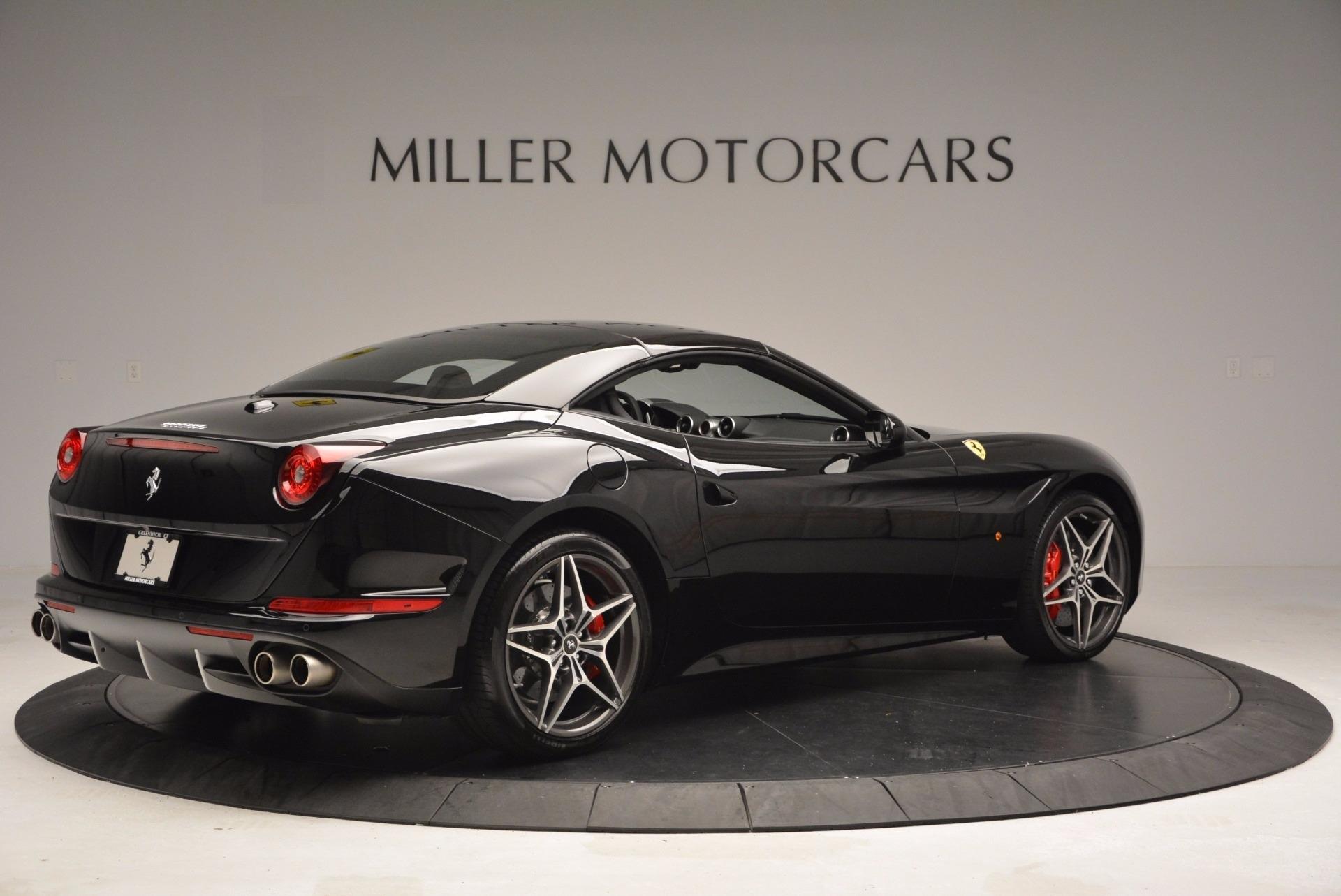 Used 2015 Ferrari California T  For Sale In Westport, CT 1218_p20