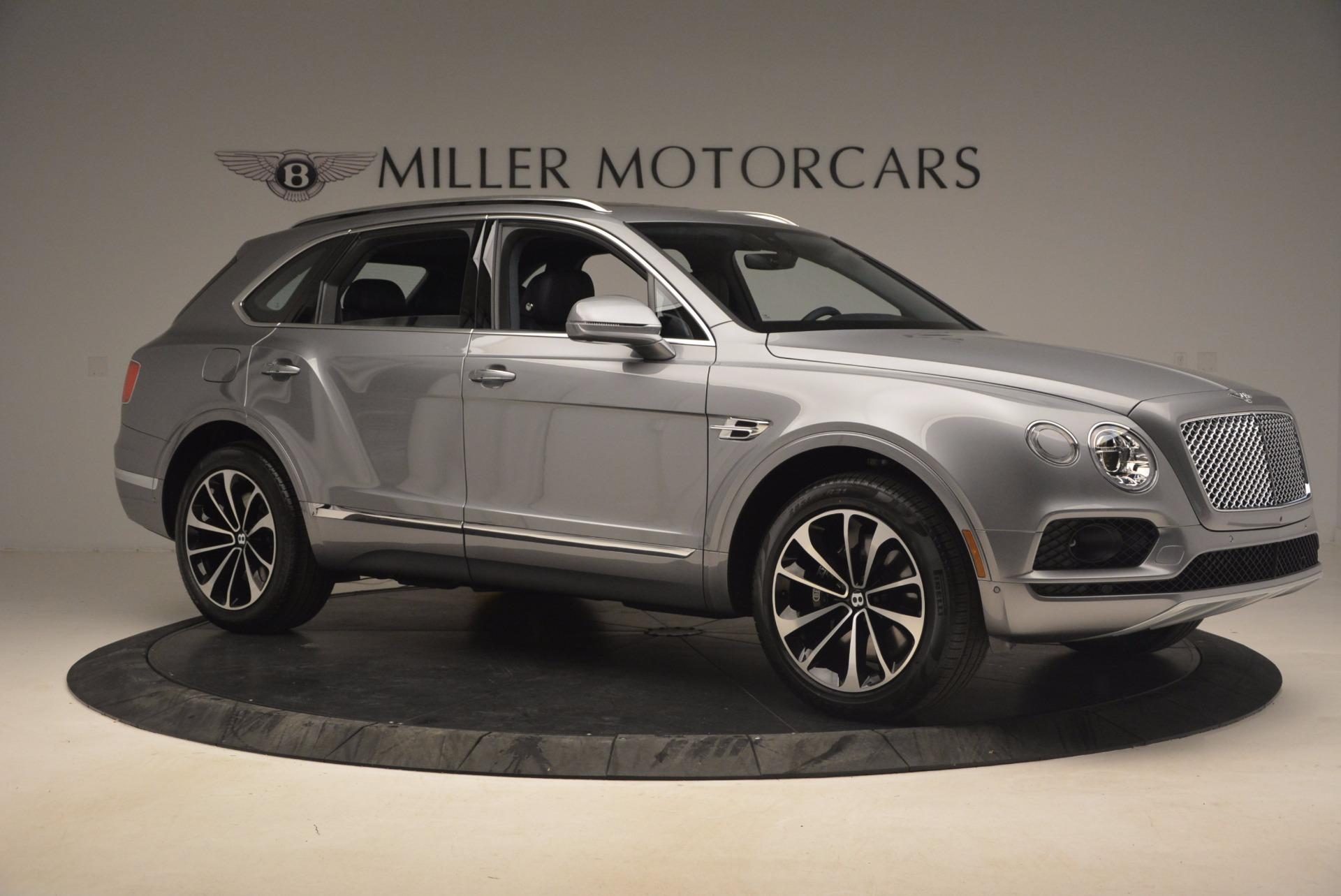 New 2018 Bentley Bentayga Onyx For Sale In Westport, CT 1220_p10