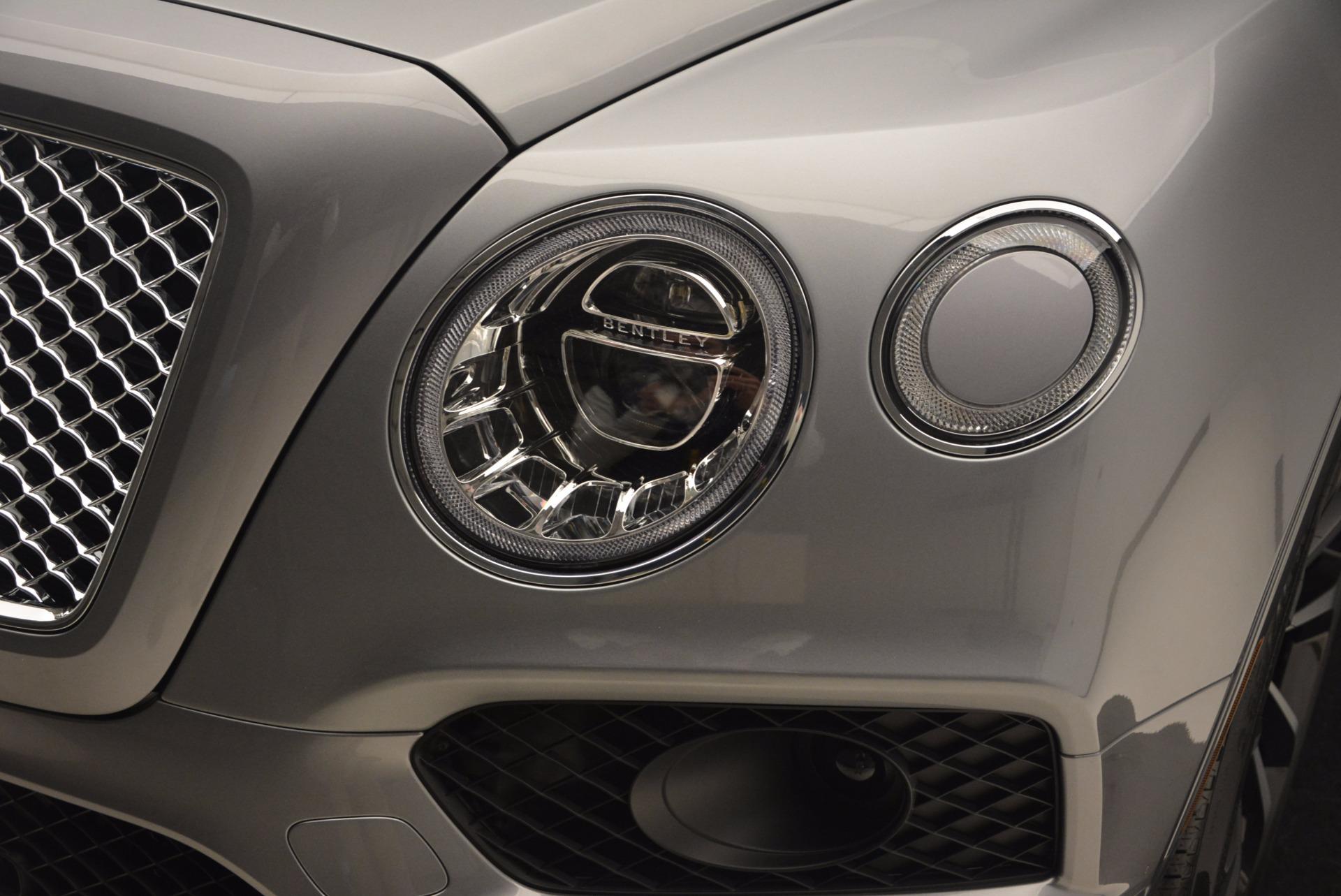 New 2018 Bentley Bentayga Onyx For Sale In Westport, CT 1220_p15