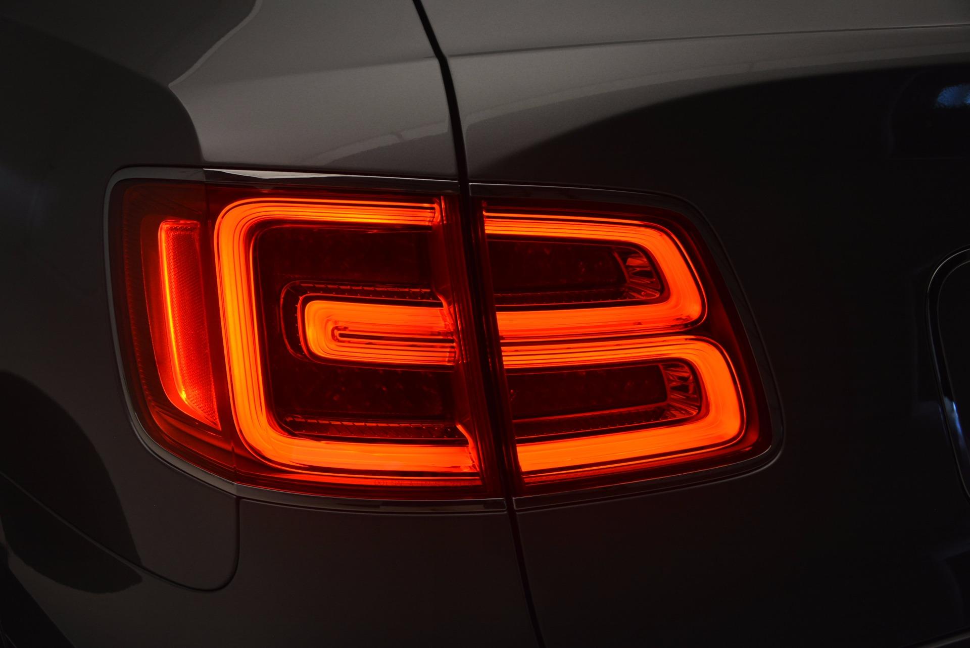 New 2018 Bentley Bentayga Onyx For Sale In Westport, CT 1220_p20
