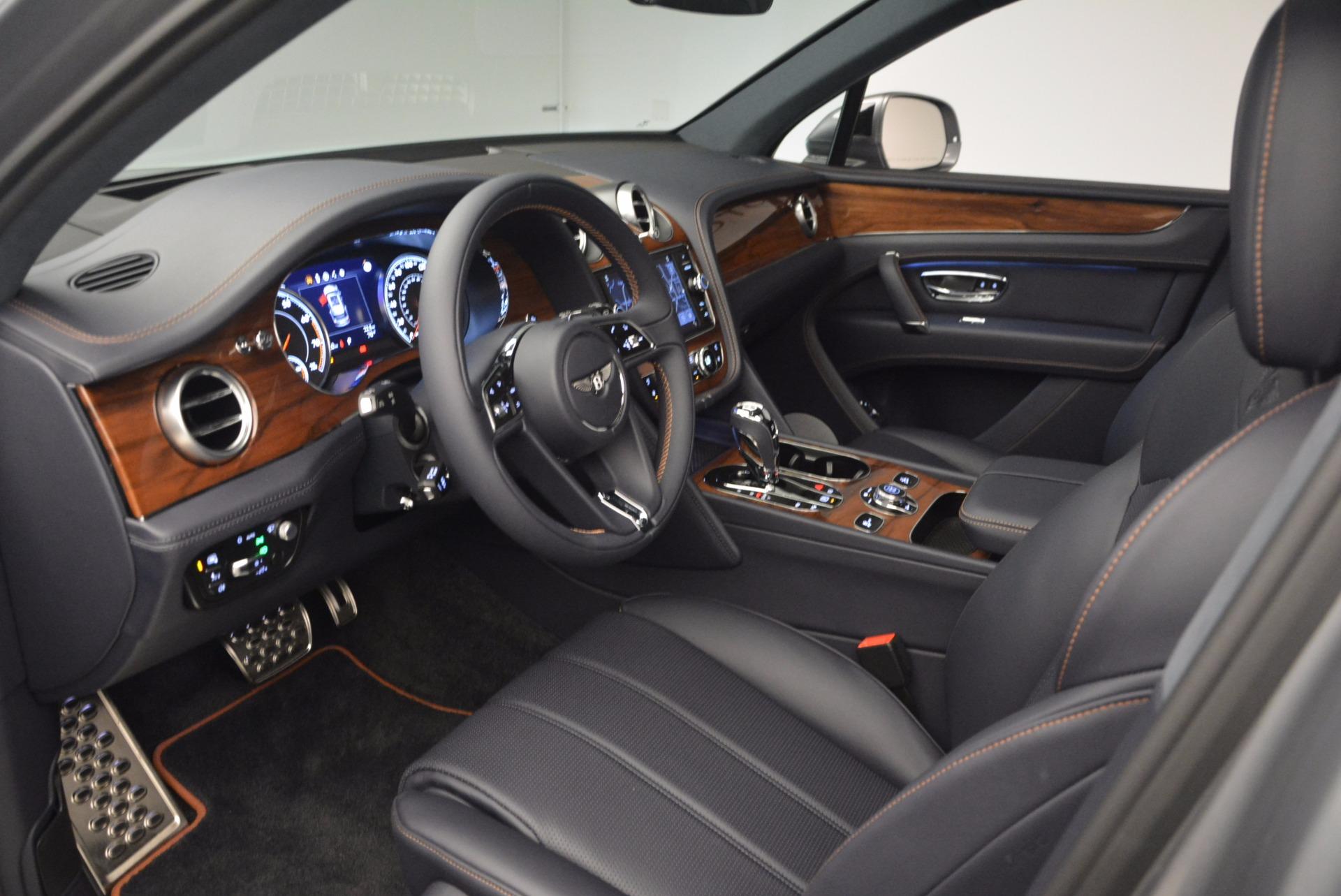 New 2018 Bentley Bentayga Onyx For Sale In Westport, CT 1220_p25