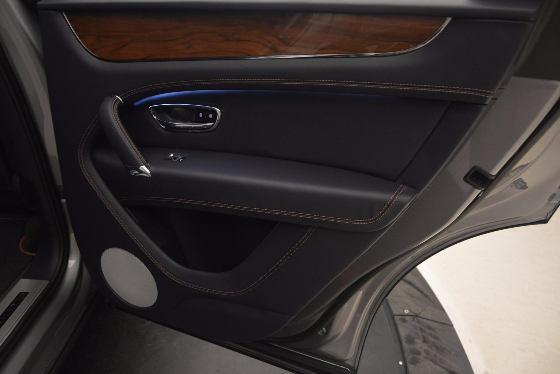 New 2018 Bentley Bentayga Onyx For Sale In Westport, CT 1220_p33