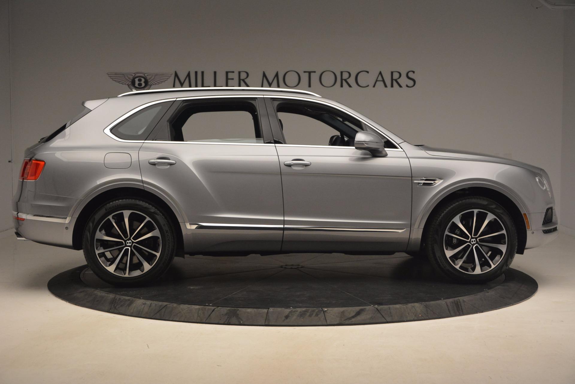 New 2018 Bentley Bentayga Onyx For Sale In Westport, CT 1220_p9