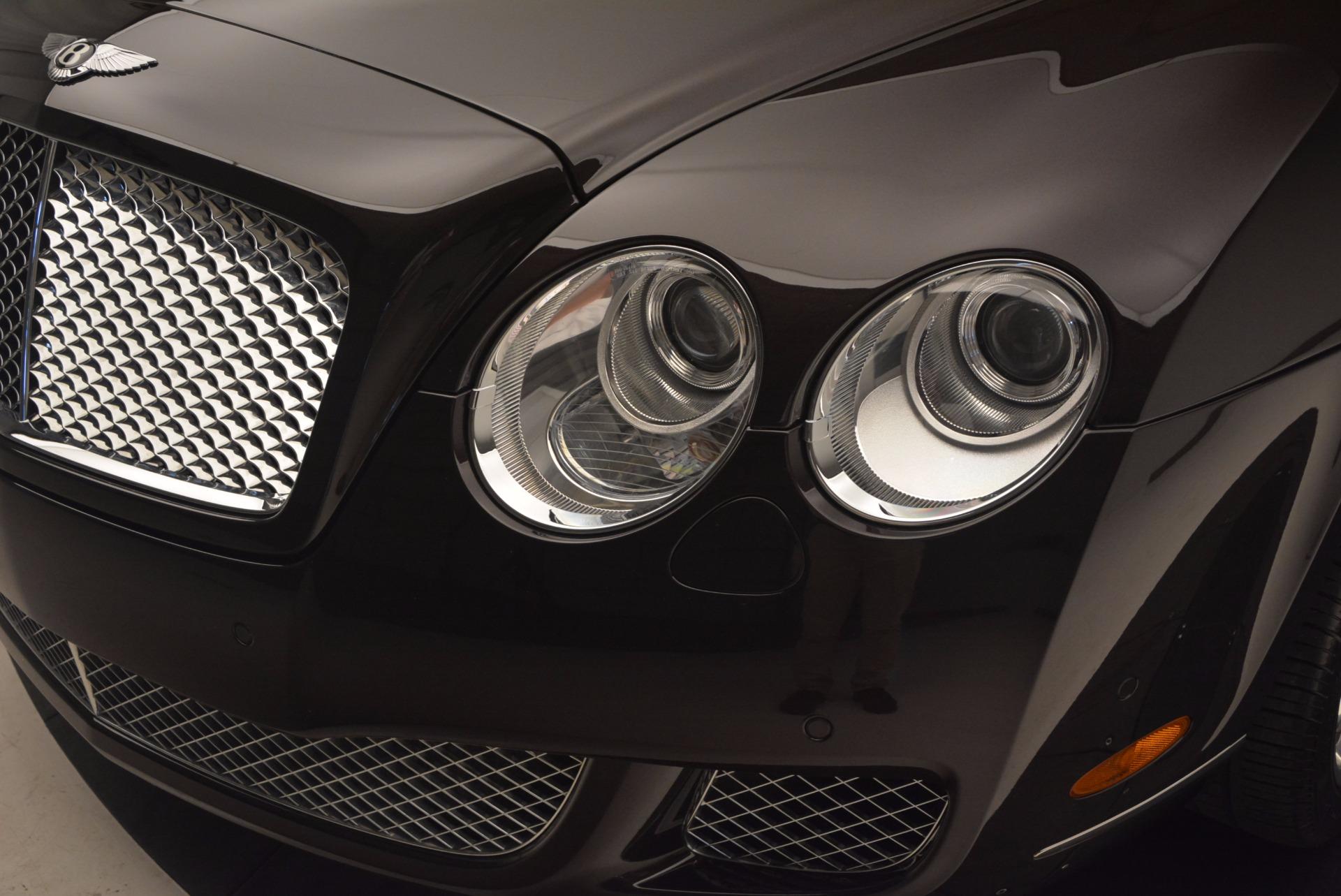 Used 2010 Bentley Continental GT Series 51 For Sale In Westport, CT 1222_p27