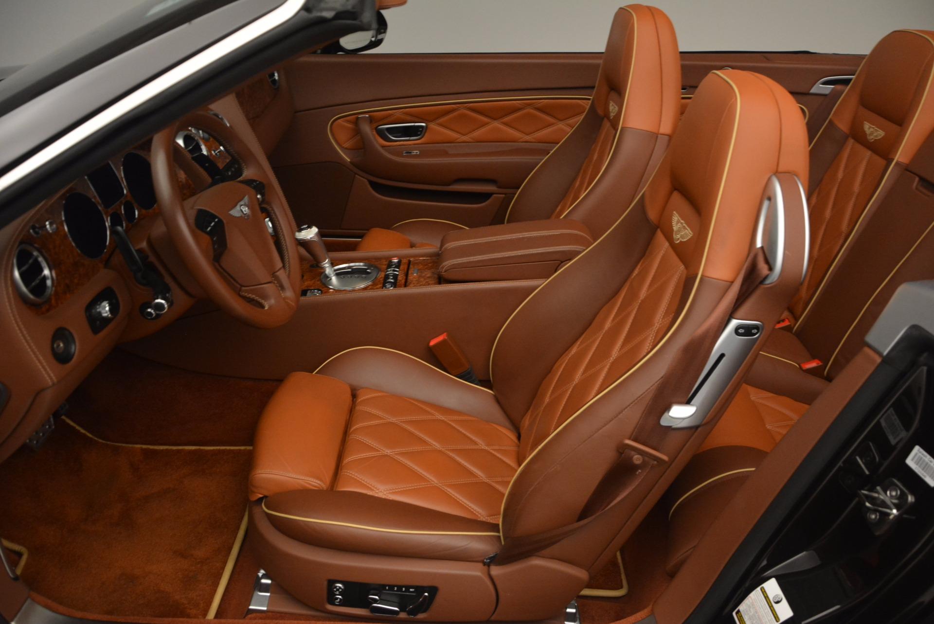 Used 2010 Bentley Continental GT Series 51 For Sale In Westport, CT 1222_p33