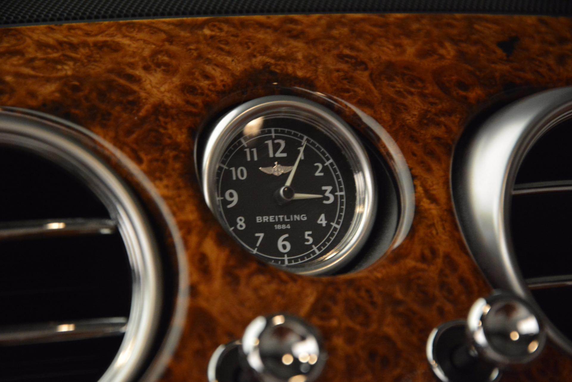 Used 2010 Bentley Continental GT Series 51 For Sale In Westport, CT 1222_p35