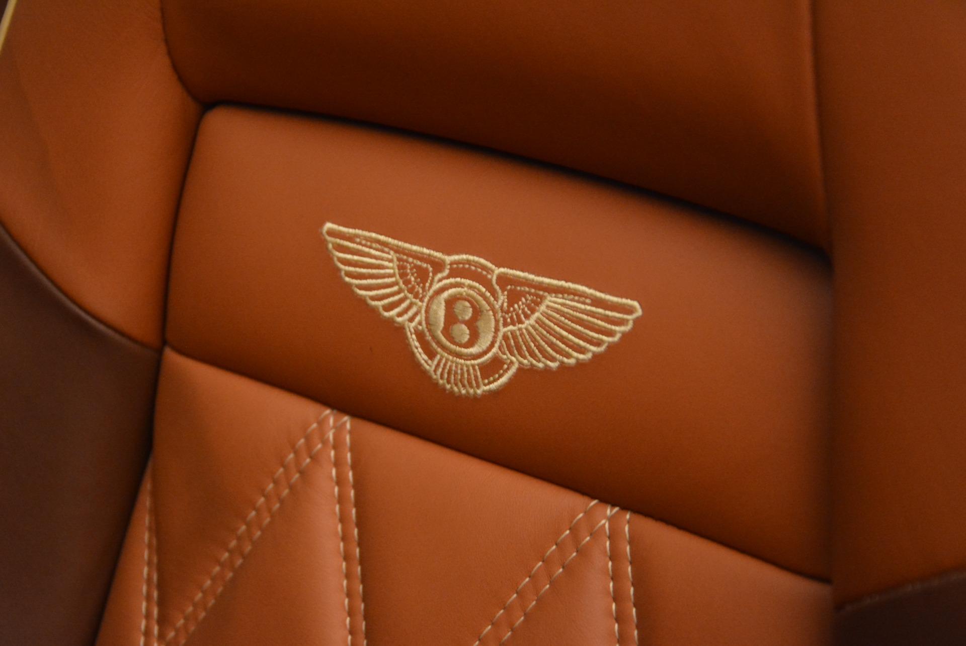 Used 2010 Bentley Continental GT Series 51 For Sale In Westport, CT 1222_p36