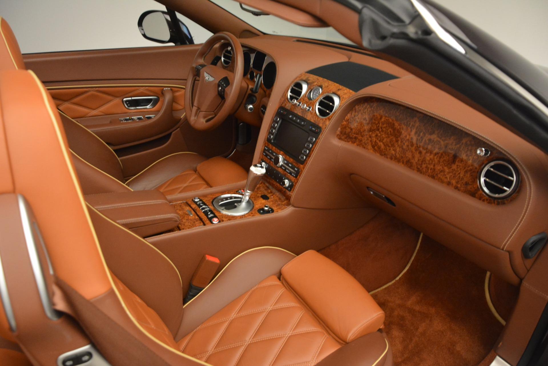 Used 2010 Bentley Continental GT Series 51 For Sale In Westport, CT 1222_p41