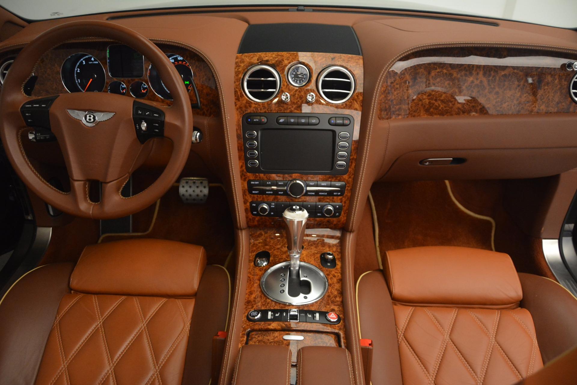 Used 2010 Bentley Continental GT Series 51 For Sale In Westport, CT 1222_p45