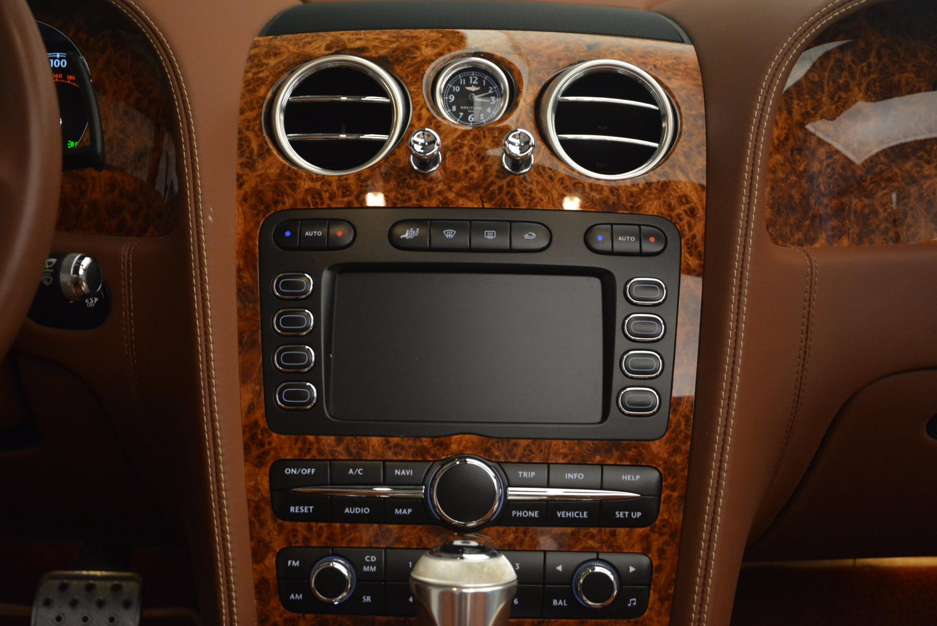 Used 2010 Bentley Continental GT Series 51 For Sale In Westport, CT 1222_p46