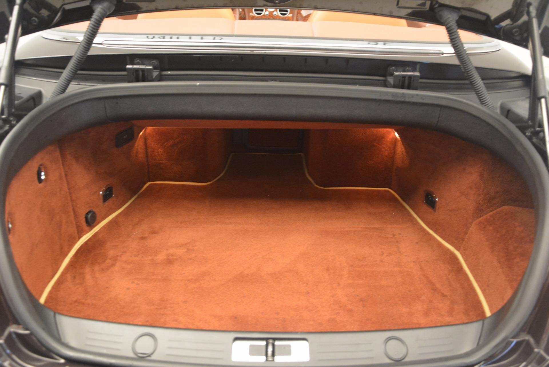 Used 2010 Bentley Continental GT Series 51 For Sale In Westport, CT 1222_p47