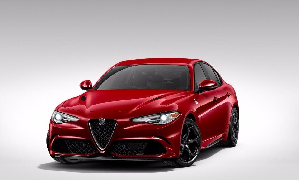 New 2017 Alfa Romeo Giulia Quadrifoglio Quadrifoglio For Sale In Westport, CT 1225_main