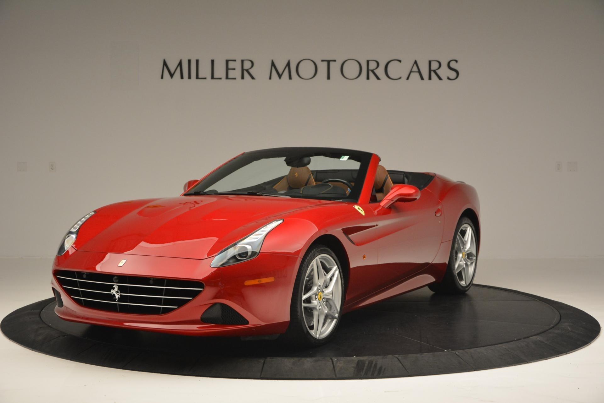 Used 2015 Ferrari California T  For Sale In Westport, CT 123_main