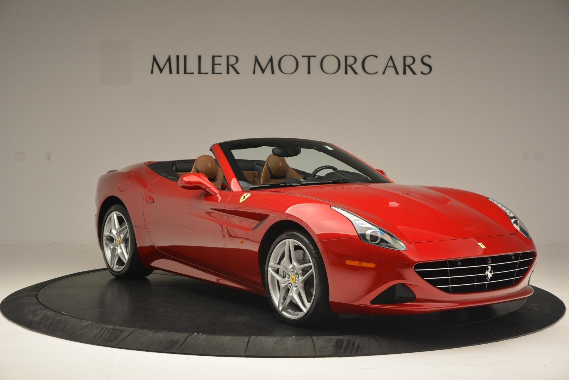 Used 2015 Ferrari California T  For Sale In Westport, CT 123_p11