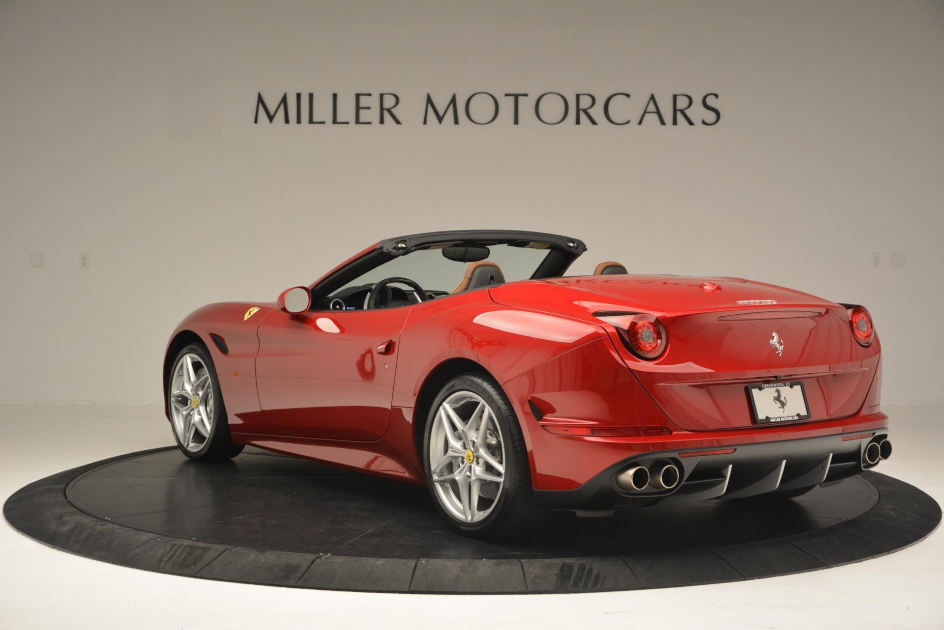 Used 2015 Ferrari California T  For Sale In Westport, CT 123_p5