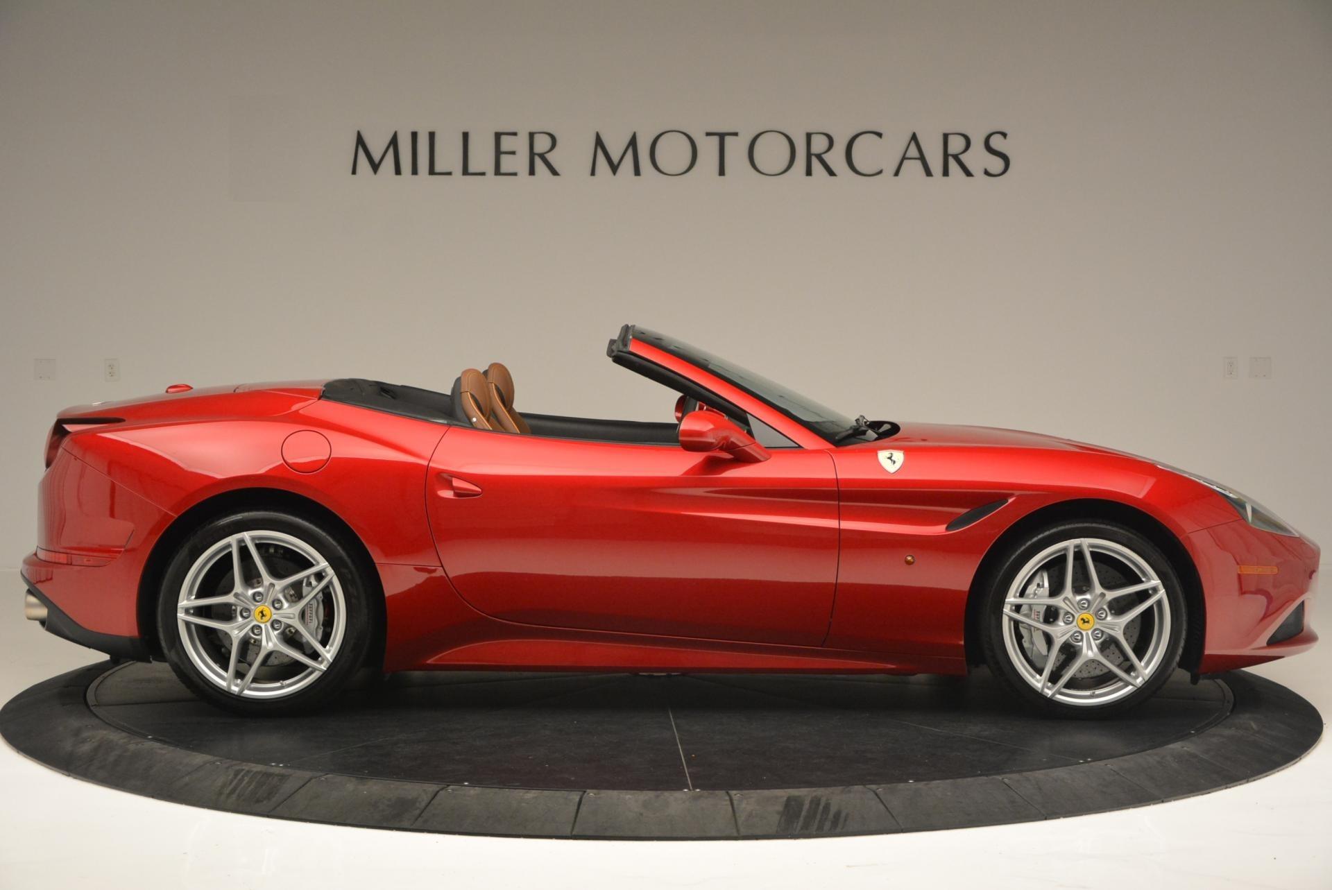 Used 2015 Ferrari California T  For Sale In Westport, CT 123_p9