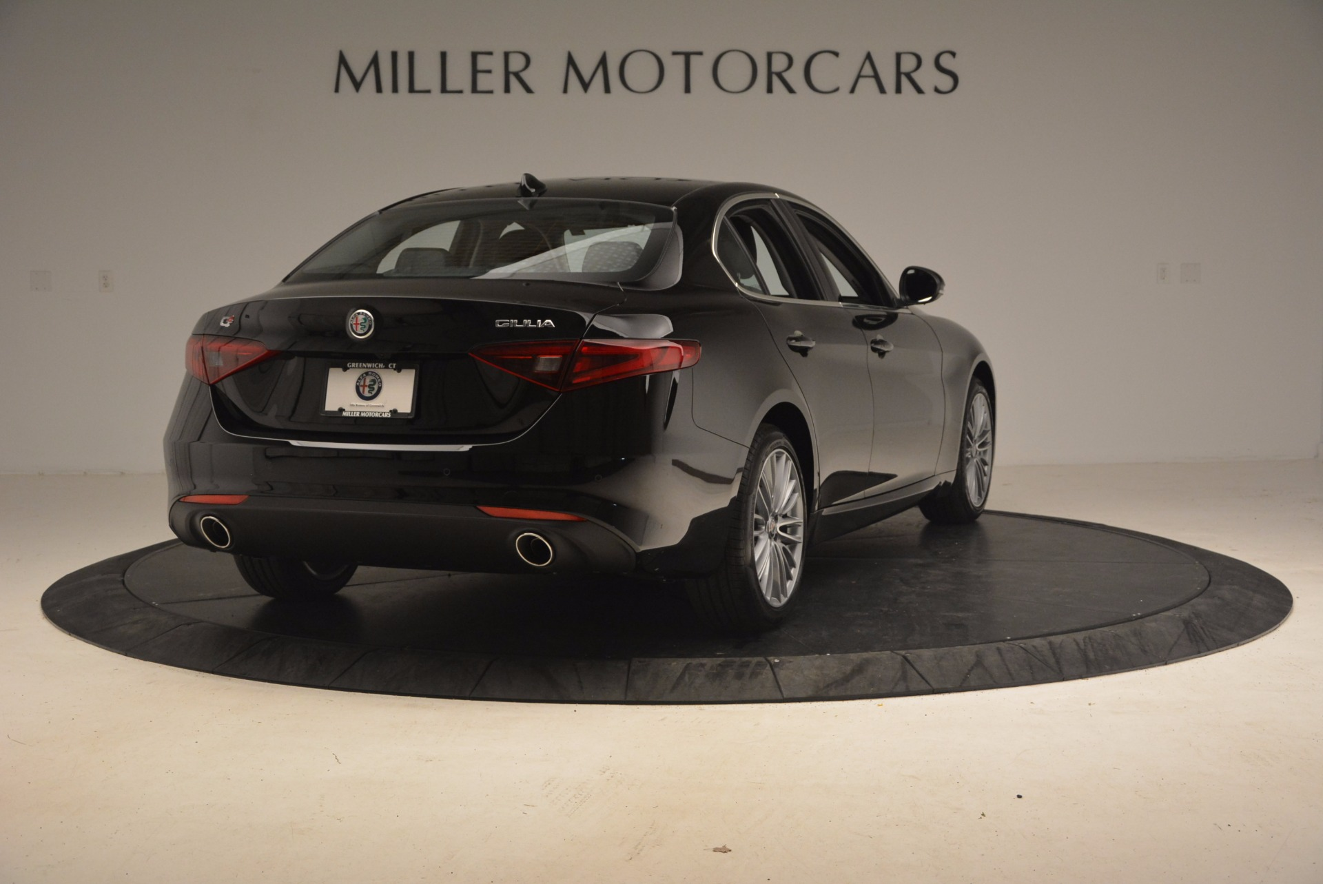 New 2017 Alfa Romeo Giulia Ti Q4 For Sale In Westport, CT 1230_p8