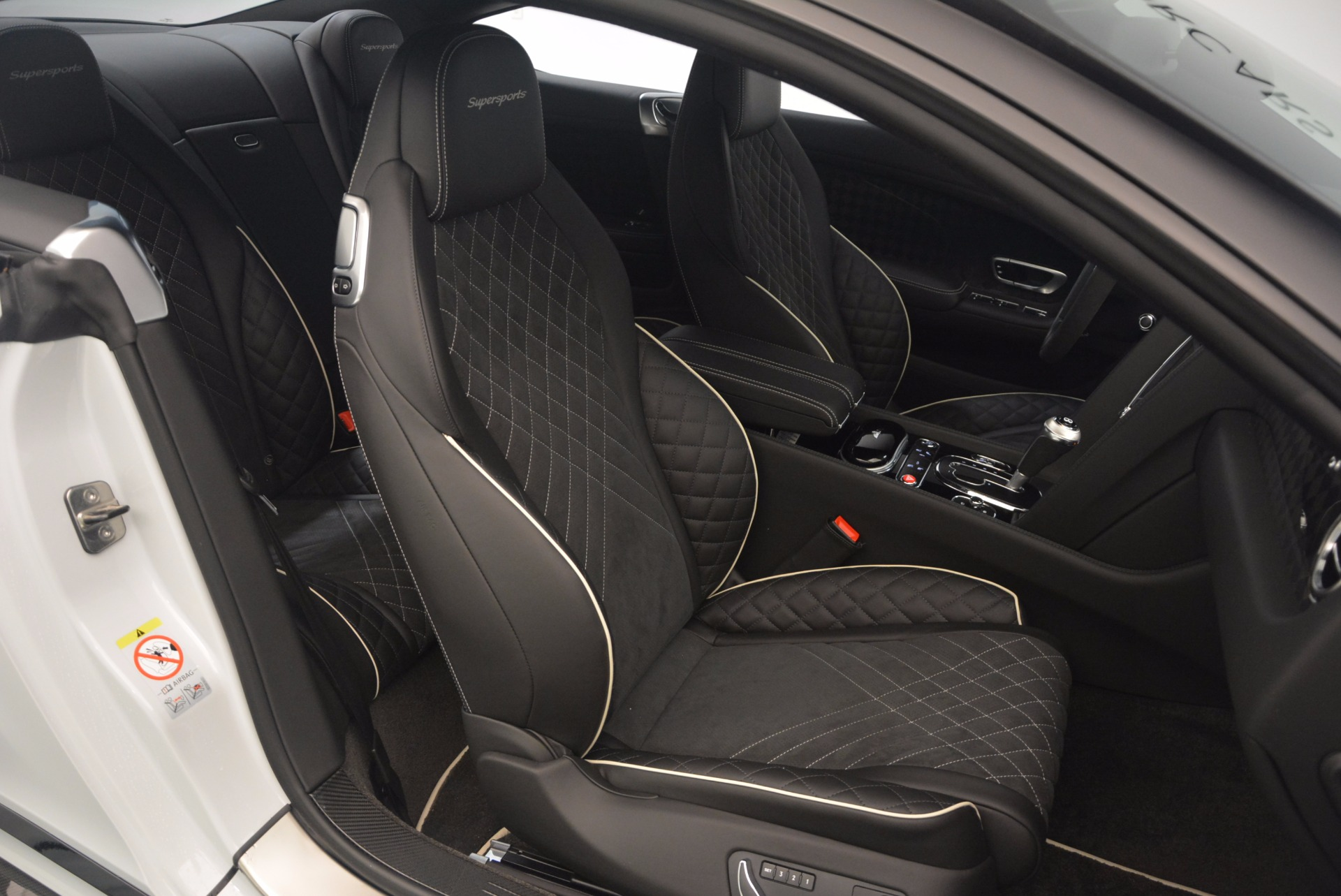 New 2017 Bentley Continental GT Supersports For Sale In Westport, CT 1231_p42