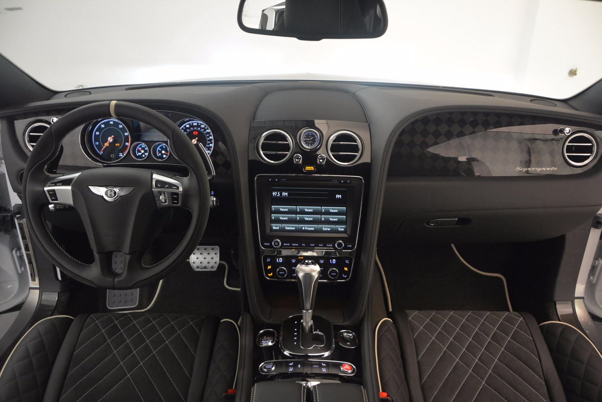 New 2017 Bentley Continental GT Supersports For Sale In Westport, CT 1231_p46