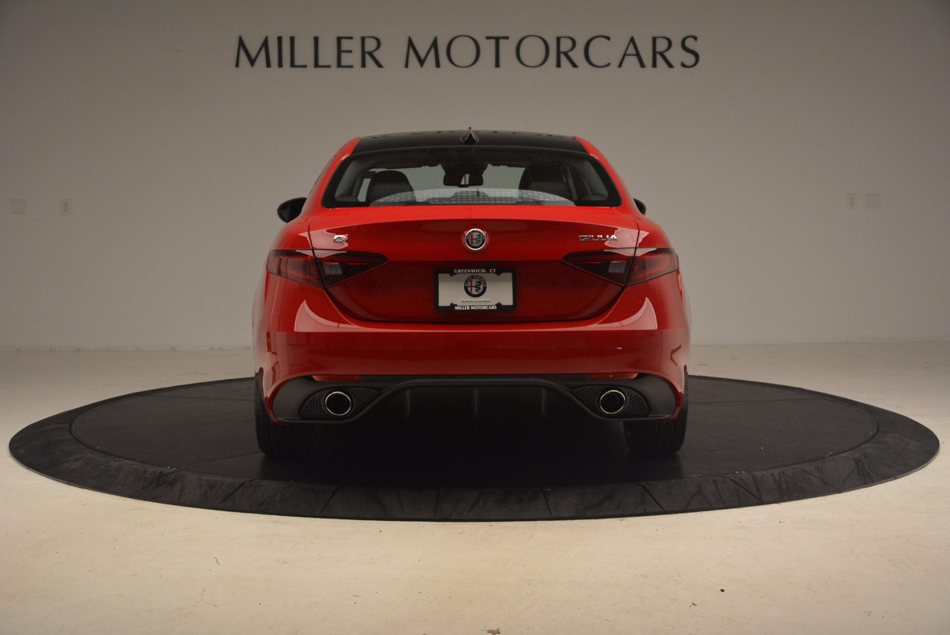 New 2017 Alfa Romeo Giulia Ti Sport Q4 For Sale In Westport, CT 1232_p5