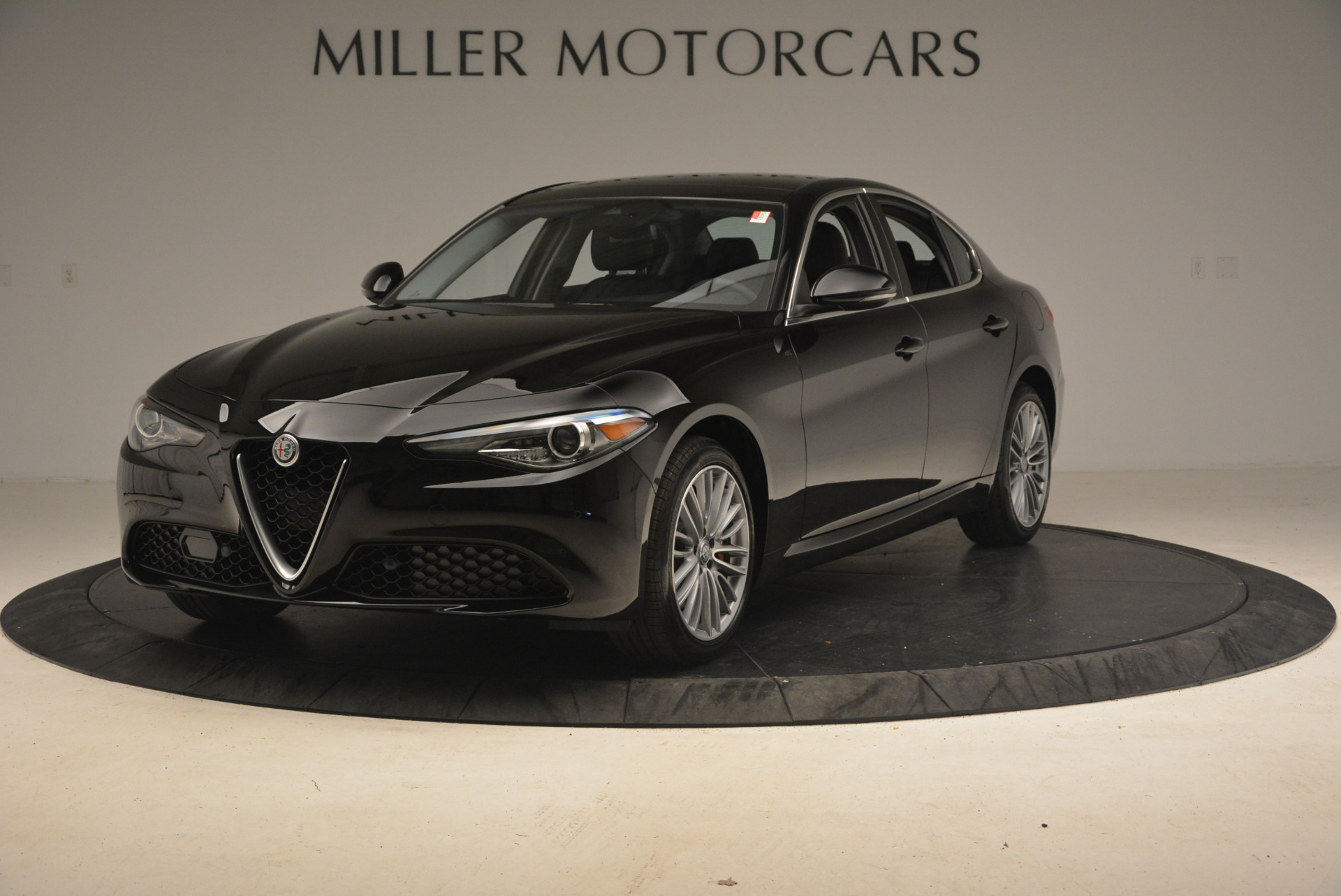 New 2017 Alfa Romeo Giulia Ti Q4 For Sale In Westport, CT 1233_main