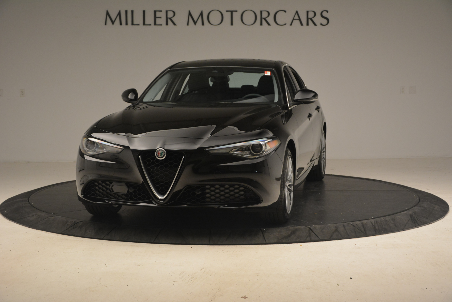 New 2017 Alfa Romeo Giulia Ti Q4 For Sale In Westport, CT 1233_p2