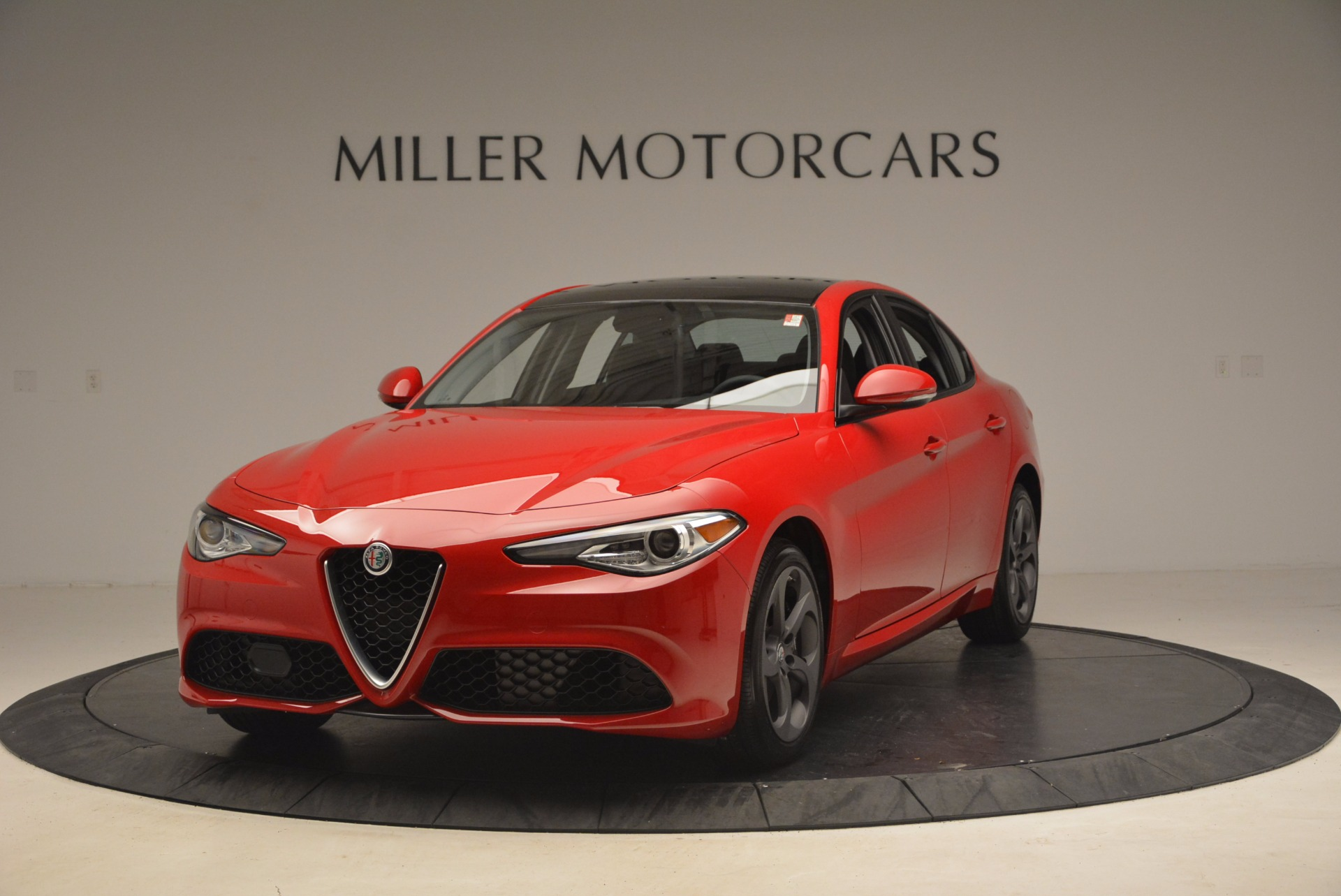 New 2017 Alfa Romeo Giulia Q4 For Sale In Westport, CT