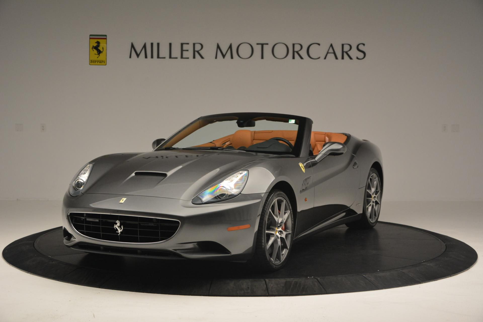 Used 2010 Ferrari California  For Sale In Westport, CT 124_main