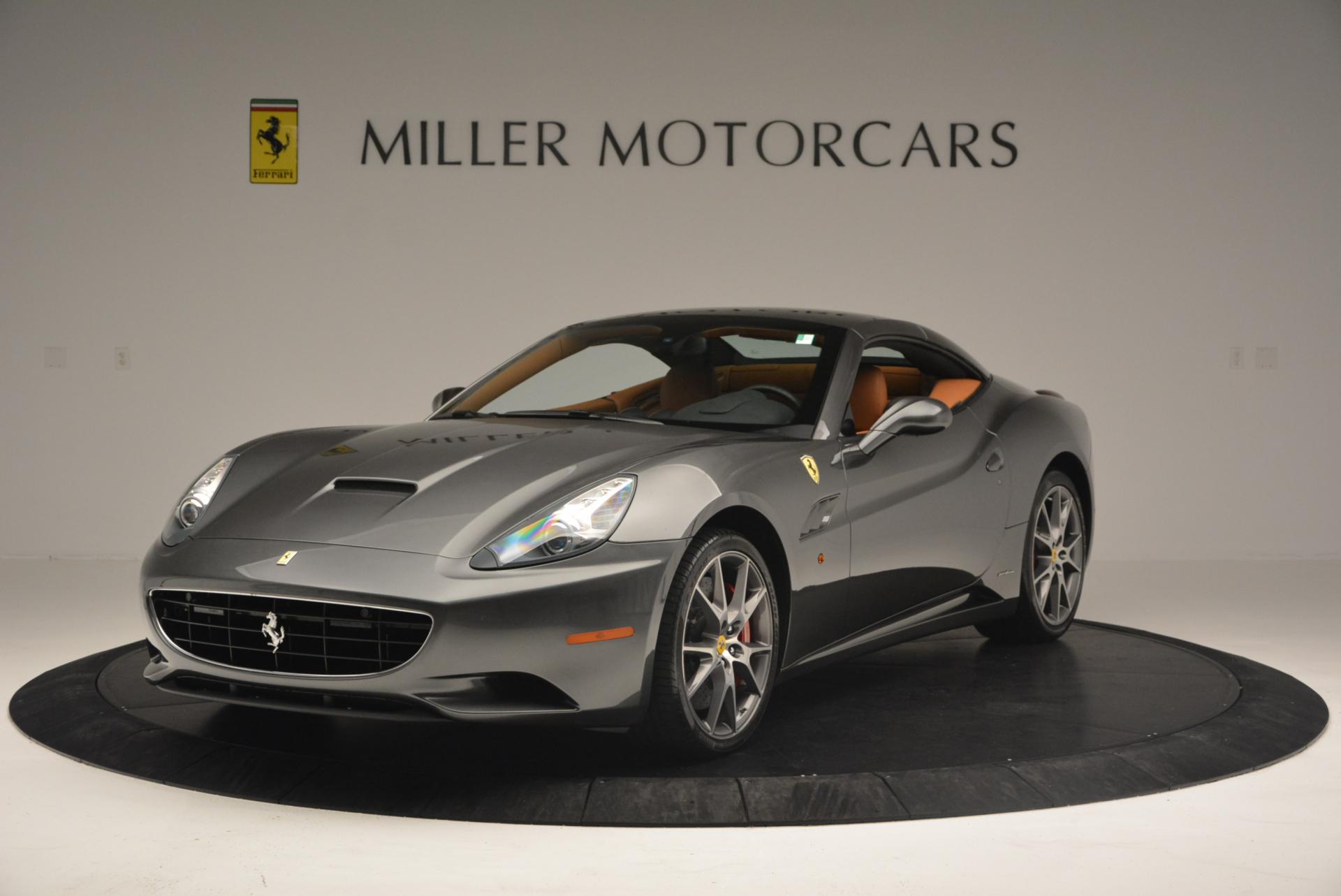 Used 2010 Ferrari California  For Sale In Westport, CT 124_p13