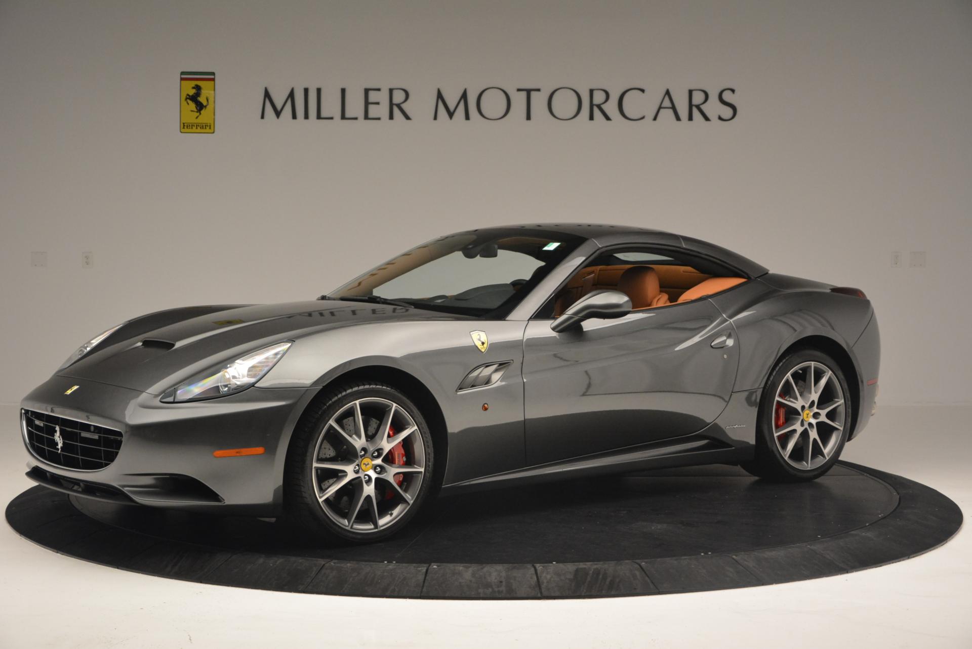Used 2010 Ferrari California  For Sale In Westport, CT 124_p14