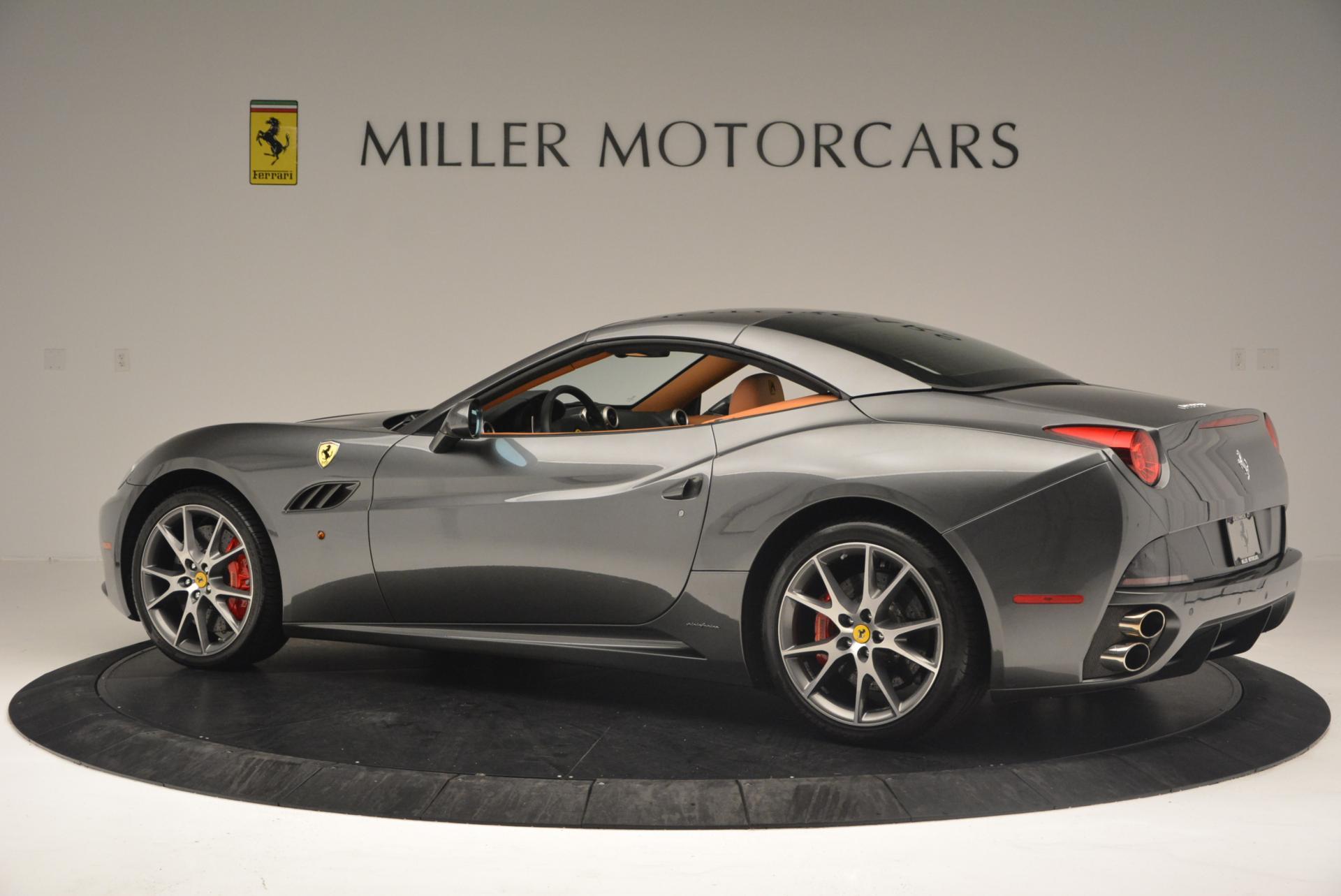 Used 2010 Ferrari California  For Sale In Westport, CT 124_p16