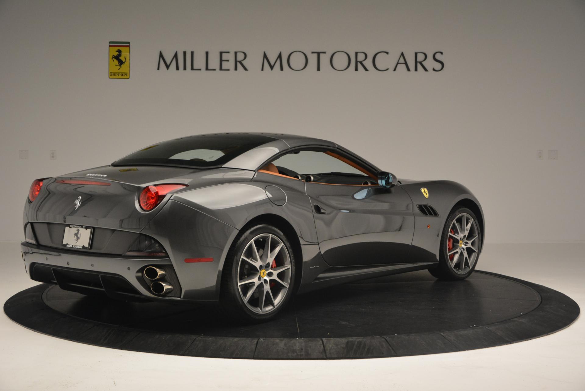 Used 2010 Ferrari California  For Sale In Westport, CT 124_p20