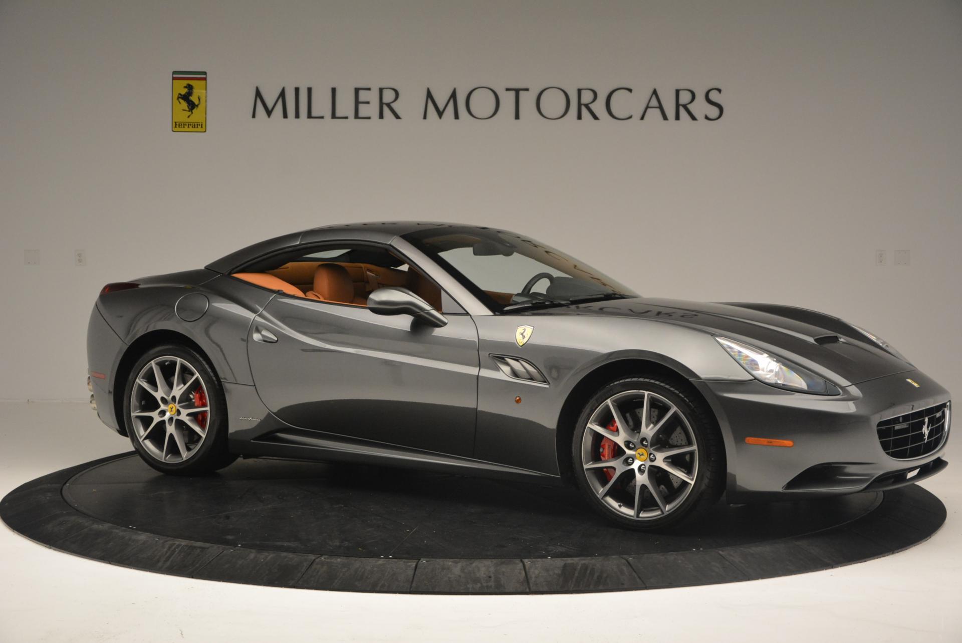 Used 2010 Ferrari California  For Sale In Westport, CT 124_p22