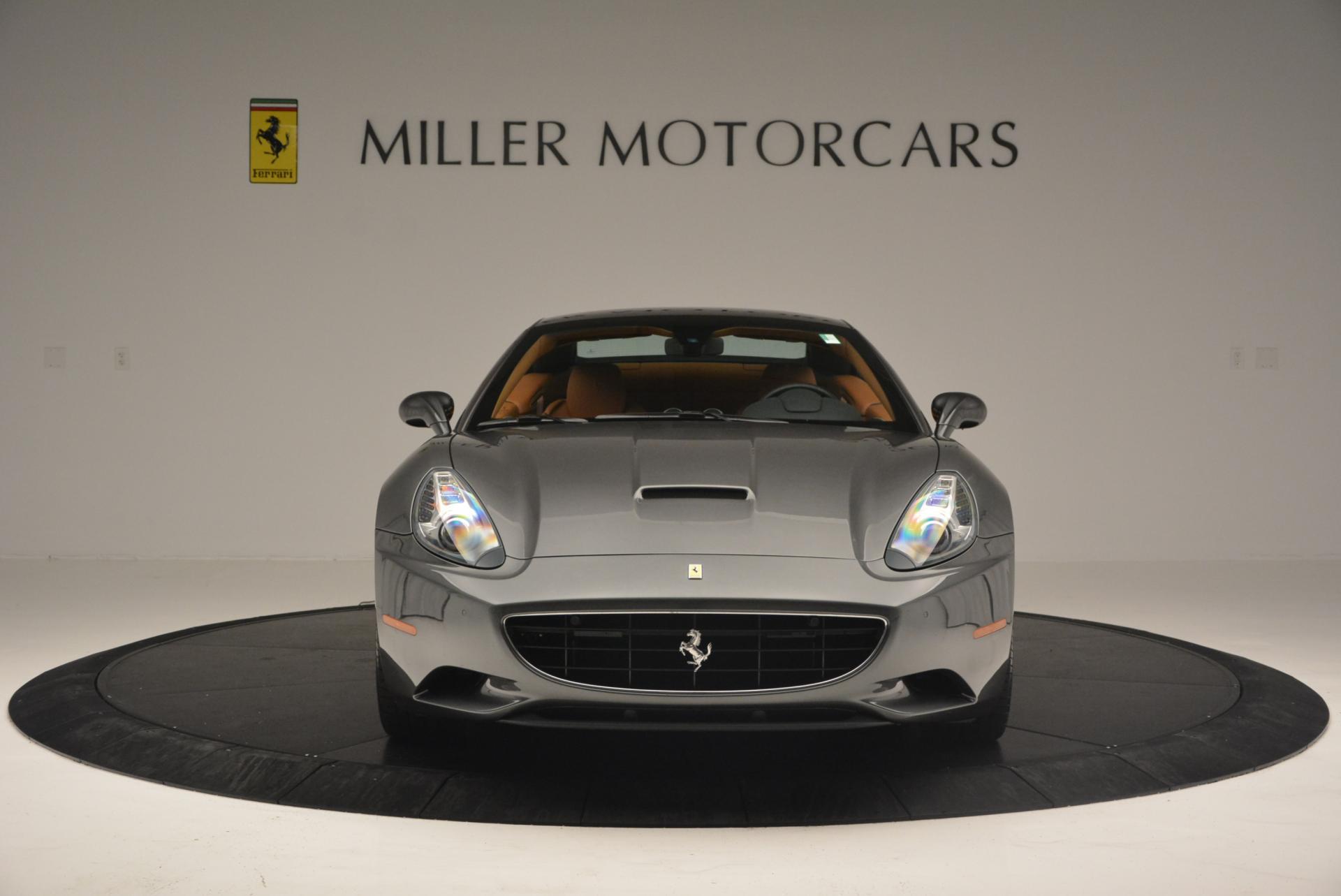 Used 2010 Ferrari California  For Sale In Westport, CT 124_p24
