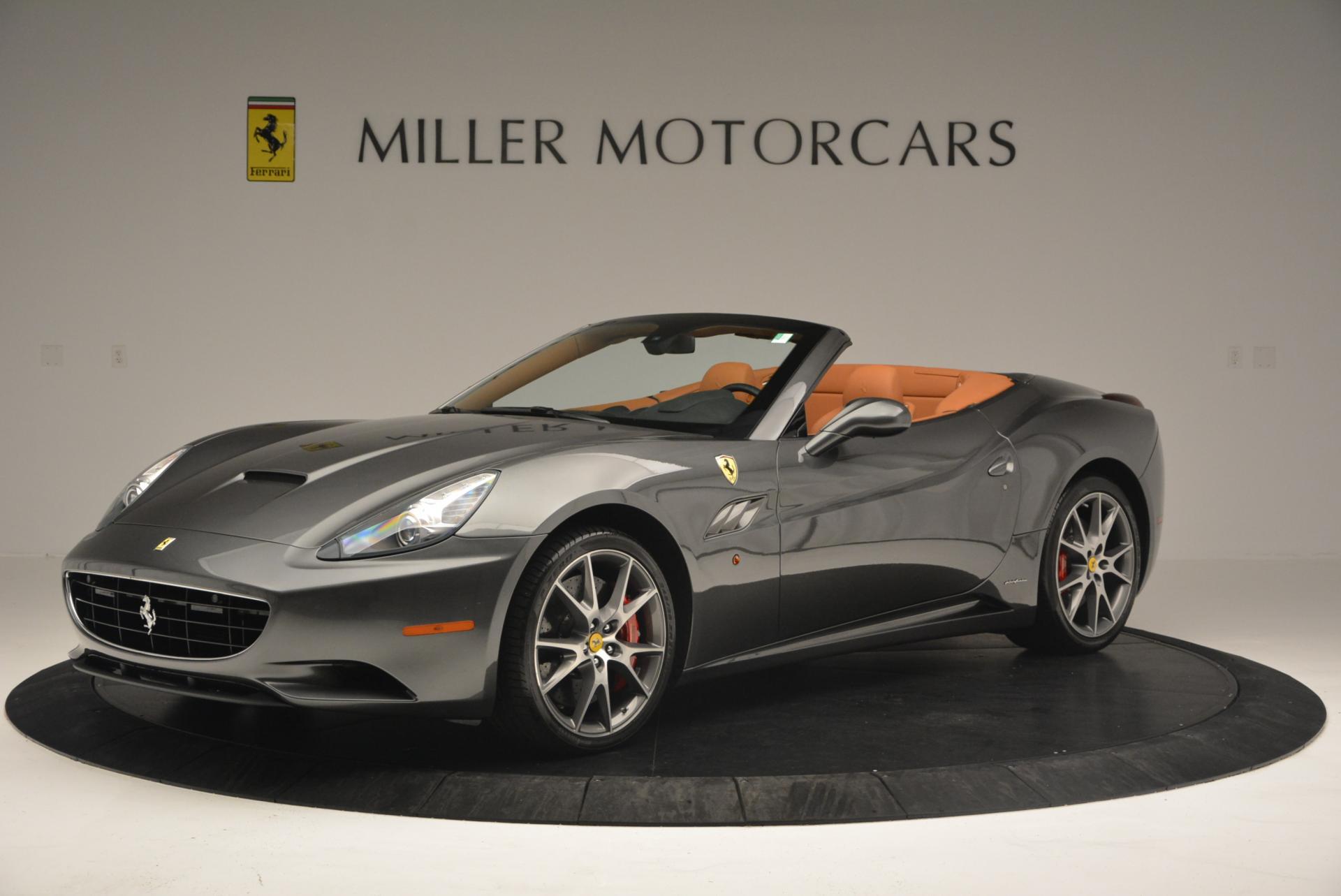 Used 2010 Ferrari California  For Sale In Westport, CT 124_p2