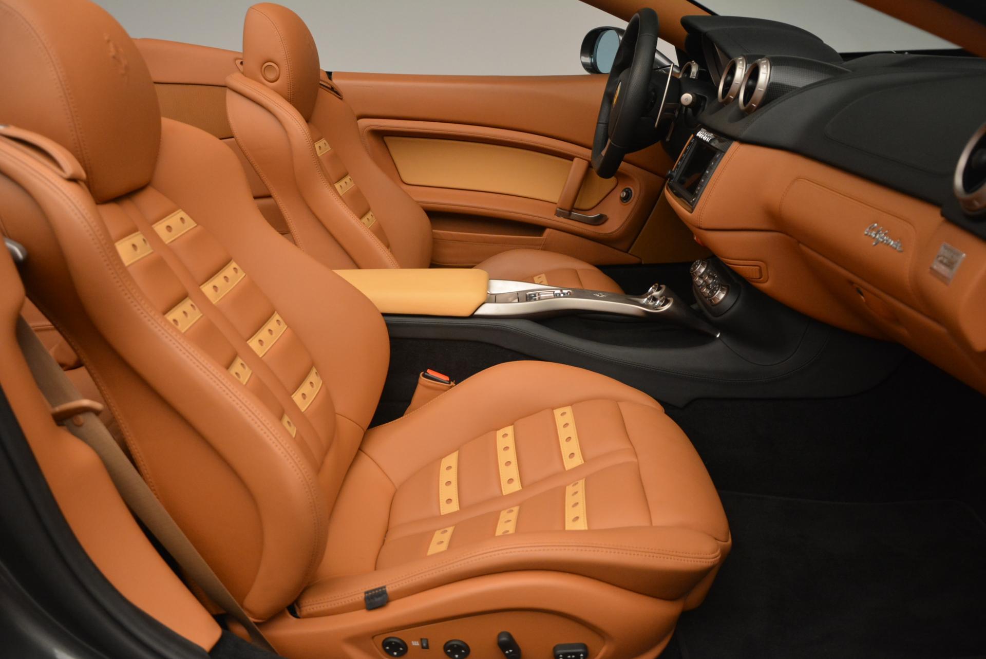 Used 2010 Ferrari California  For Sale In Westport, CT 124_p31