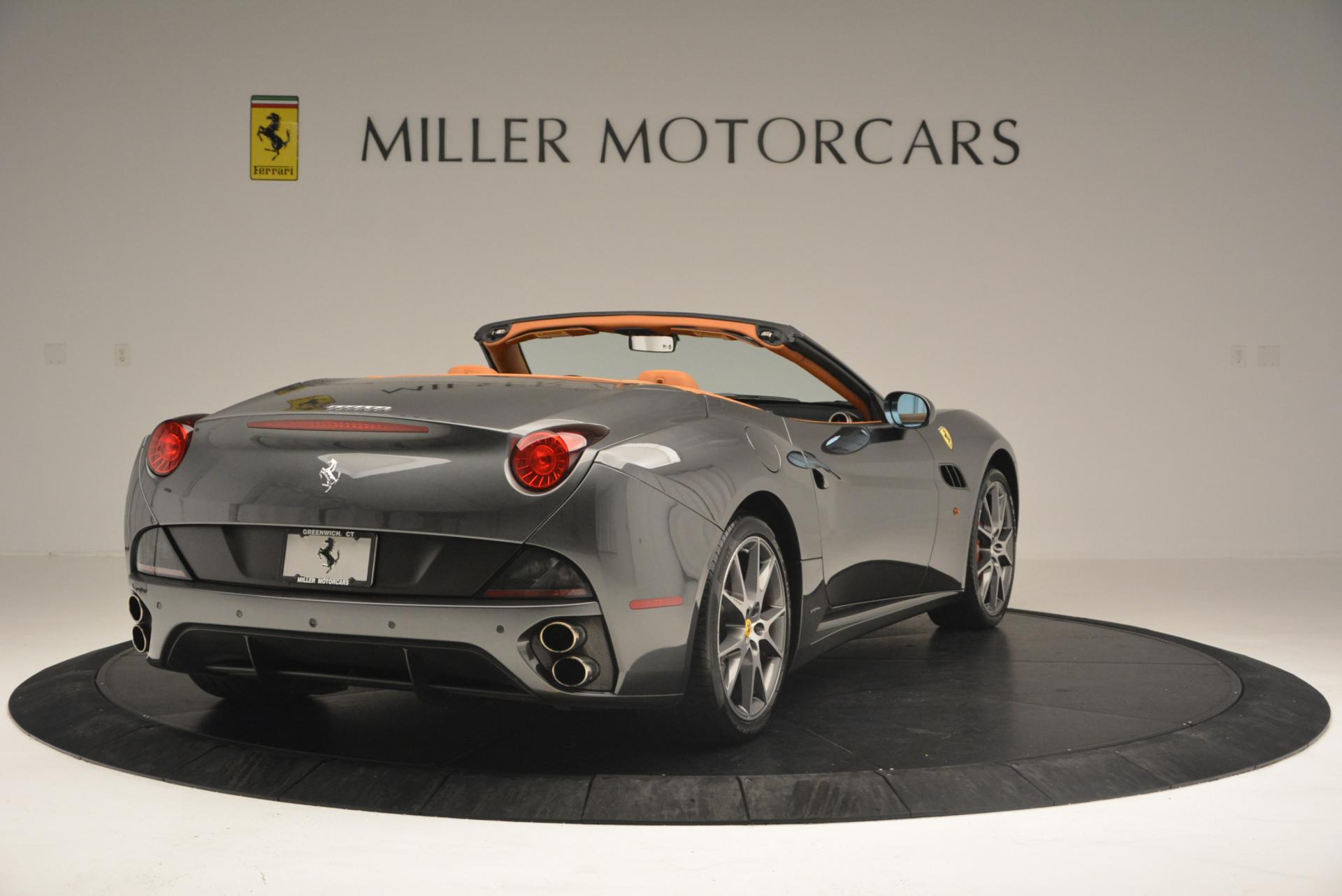 Used 2010 Ferrari California  For Sale In Westport, CT 124_p7