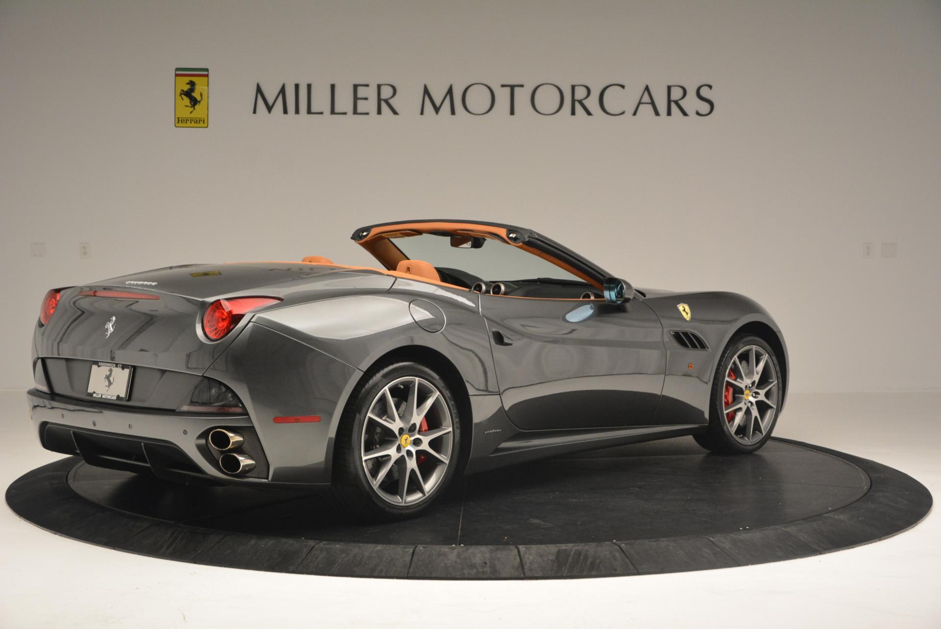 Used 2010 Ferrari California  For Sale In Westport, CT 124_p8