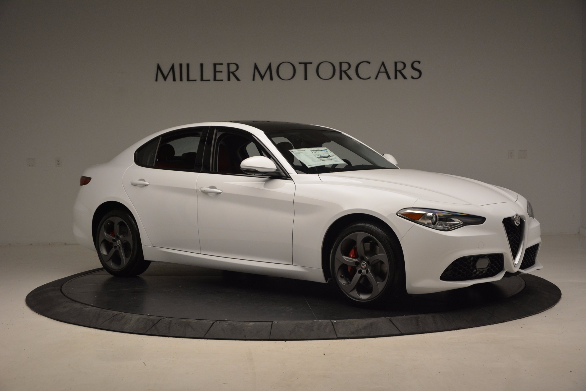 New 2017 Alfa Romeo Giulia Q4 For Sale In Westport, CT 1242_p12