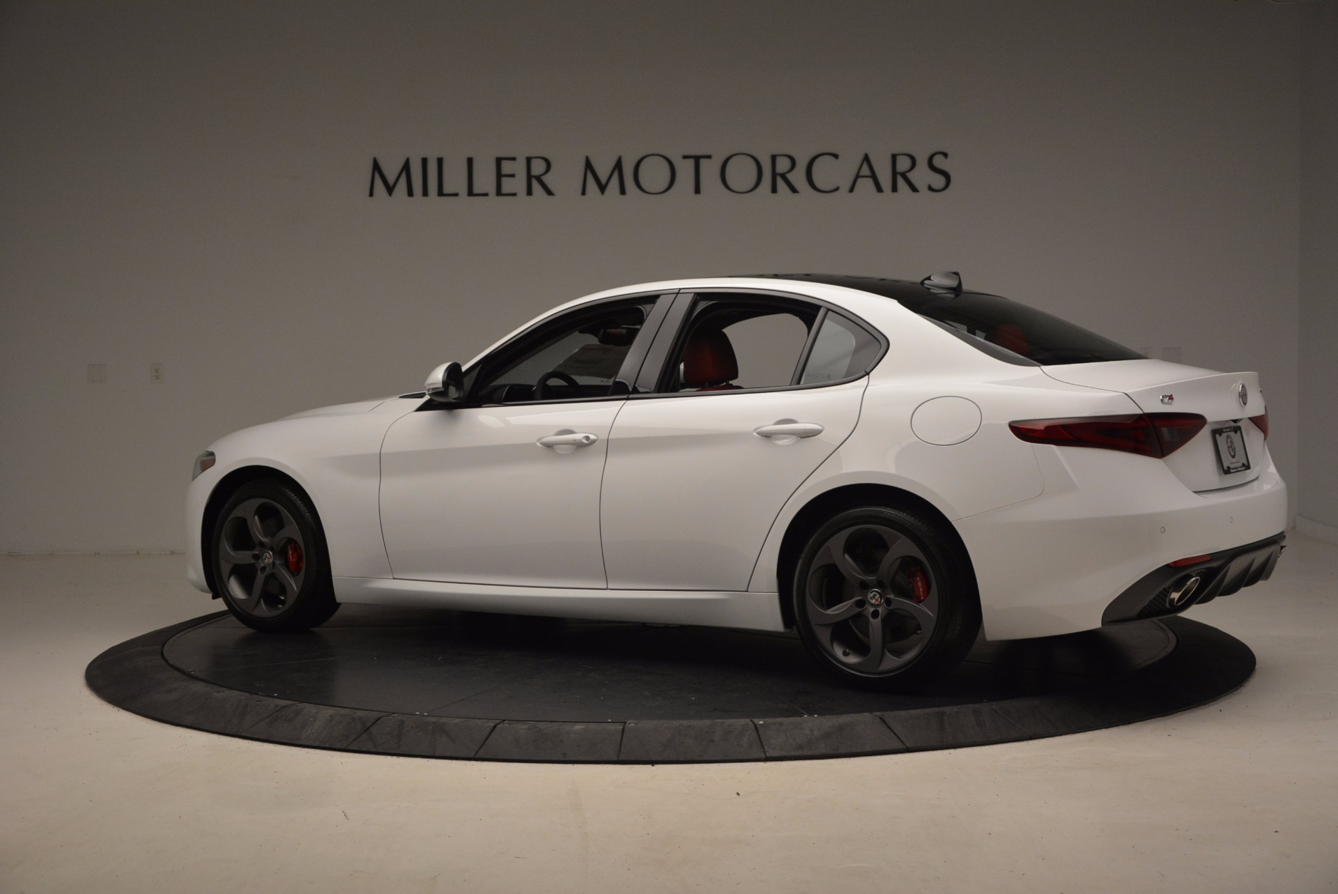 New 2017 Alfa Romeo Giulia Q4 For Sale In Westport, CT 1242_p6